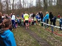 ...obwohl sich alle Läufer fair und sportlich verhalten sollen  -  Fotos: dww