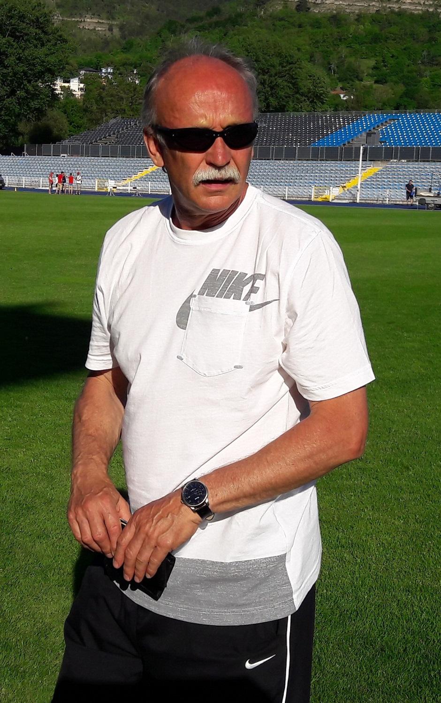 Trainer G.Jaeger